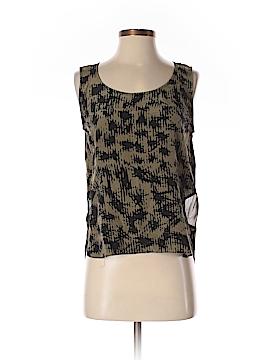 MYNE Ashley Ann Sleeveless Silk Top Size S