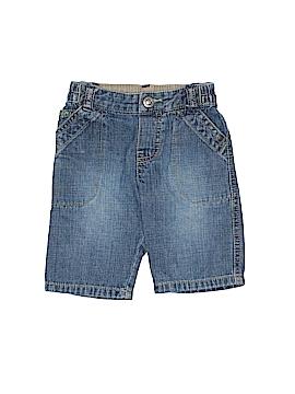 Genuine Baby From Osh Kosh Denim Shorts Size 3 mo