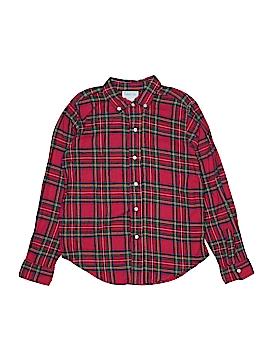 Funtasia! Too... Long Sleeve Button-Down Shirt Size 14