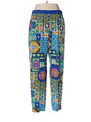 Trina Turk Silk Pants Size 12