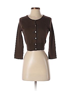 Moda International Silk Cardigan Size S