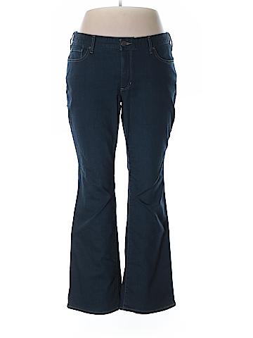 Eddie Bauer Jeans Size 16 (Petite)
