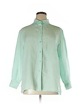 Loro Piana Long Sleeve Button-Down Shirt Size 52 (EU) (Plus)