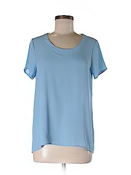 Ro & De Short Sleeve Blouse Size S