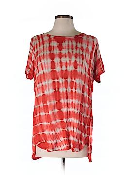 John Eshaya Short Sleeve Top Size S