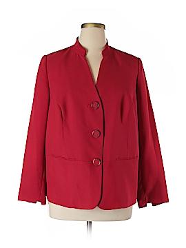 JM Collection Blazer Size 14W