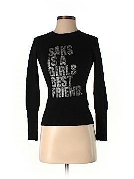 E.Vil Cashmere Pullover Sweater Size S