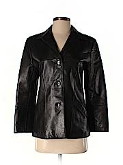 John Carlisle Essentials Women Leather Jacket Size S