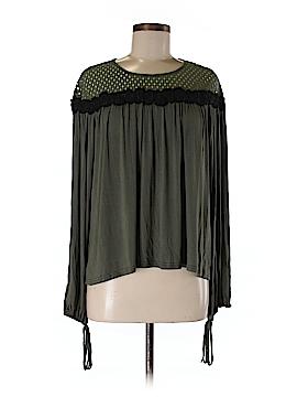 Hazel Long Sleeve Top Size M