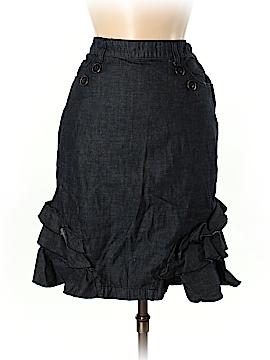 Pilcro and The Letterpress Denim Skirt Size 6