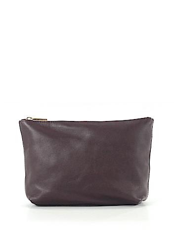 Cuyana Leather Clutch One Size