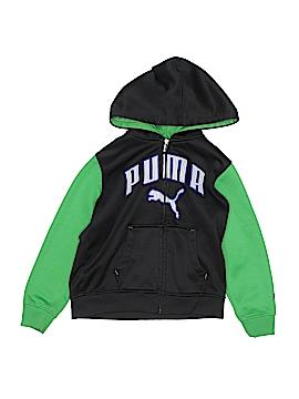 Puma Zip Up Hoodie Size 5