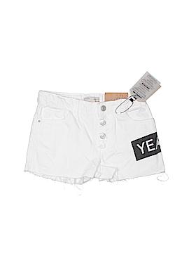 Zara Denim Shorts Size 10