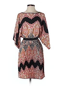 Fleur Wood Casual Dress Size 0