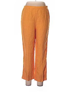 Escada Linen Pants Size 42 (EU)