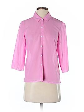 Sigrid Olsen 3/4 Sleeve Blouse Size S