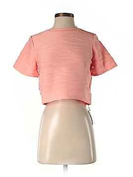 Emoda Short Sleeve Top Size M