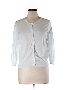 White + Warren Cardigan Size L