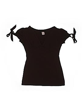 Candy Rain Short Sleeve Blouse Size S