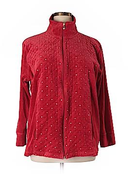 Ac-tiv-ology Jacket Size 1X (Plus)