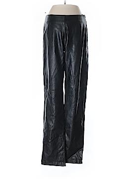 Moda International Leather Pants Size 2