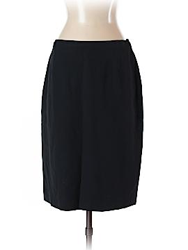 Donna Karan Signature Wool Skirt Size 42 (IT)