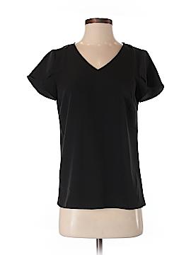 Lark & Ro Short Sleeve Blouse Size XS