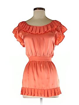 Julie Haus Sleeveless Silk Top Size 6