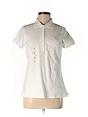 IZOD Women Short Sleeve Polo Size M