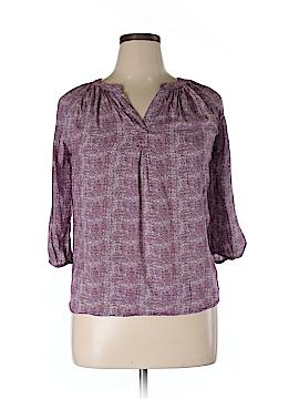 Ava Christine 3/4 Sleeve Top Size L