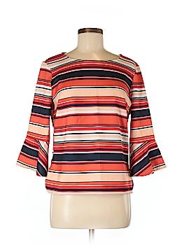 7th Avenue Design Studio New York & Company 3/4 Sleeve Top Size M