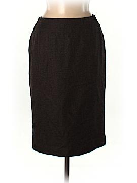 Burberry Wool Skirt Size 8