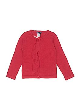 E. Land Cardigan Size 4