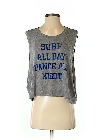 Billabong Sleeveless T-Shirt Size S