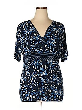 Venezia Short Sleeve Top Size 14/16 Plus (Plus)