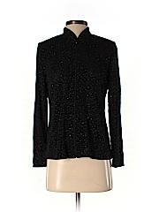 Alex Evenings Women Cardigan Size P