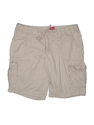 Merona Cargo Shorts Size 14
