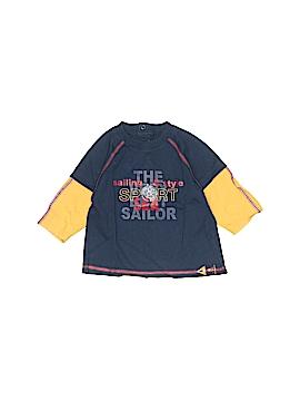 Catimini Long Sleeve T-Shirt Size 6 mo