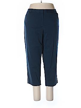 Jones New York Signature Khakis Size 20 (Plus)