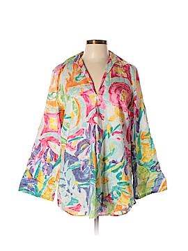 Lauren by Ralph Lauren Long Sleeve Blouse Size L