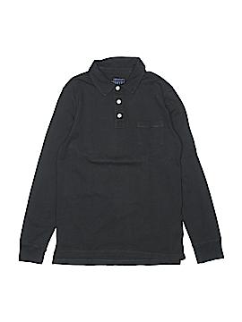 Crewcuts Long Sleeve Polo Size 10