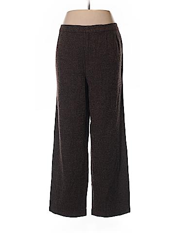 Linda Allard Ellen Tracy Wool Pants Size 18 (Plus)