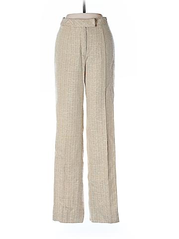 D&G Dolce & Gabbana Linen Pants 24 Waist