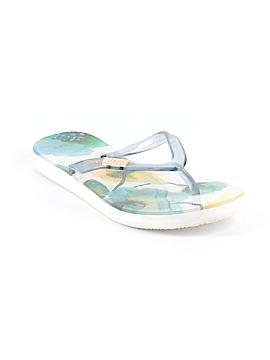 Aerin Flip Flops Size 6