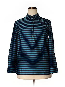 Ann Taylor Long Sleeve Blouse Size 14