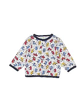 Duck Duck Goose Long Sleeve Button-Down Shirt Size 3-6 mo