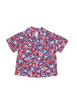 Kids Play Long Sleeve Button-Down Shirt Size 24 mo