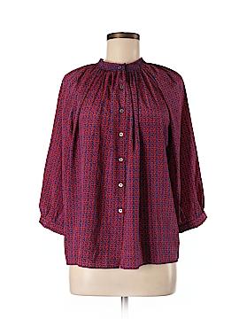 Creme Fraiche Long Sleeve Blouse Size M