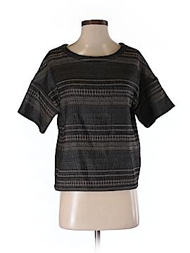 Emerson Fry Short Sleeve Blouse Size L