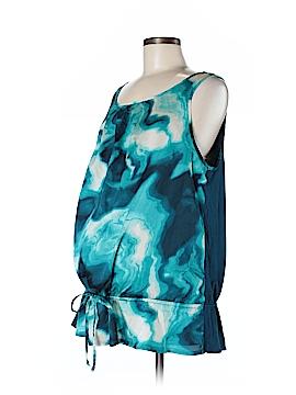 Liz Lange Maternity Sleeveless Blouse Size L (Maternity)